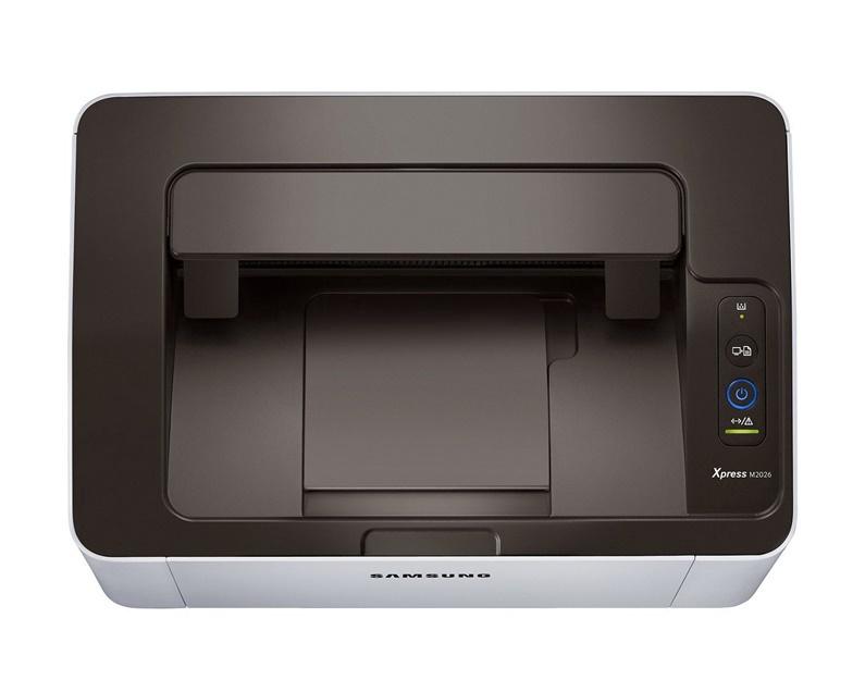 Lazerinis spausdintuvas Samsung SL-M2026/SEE