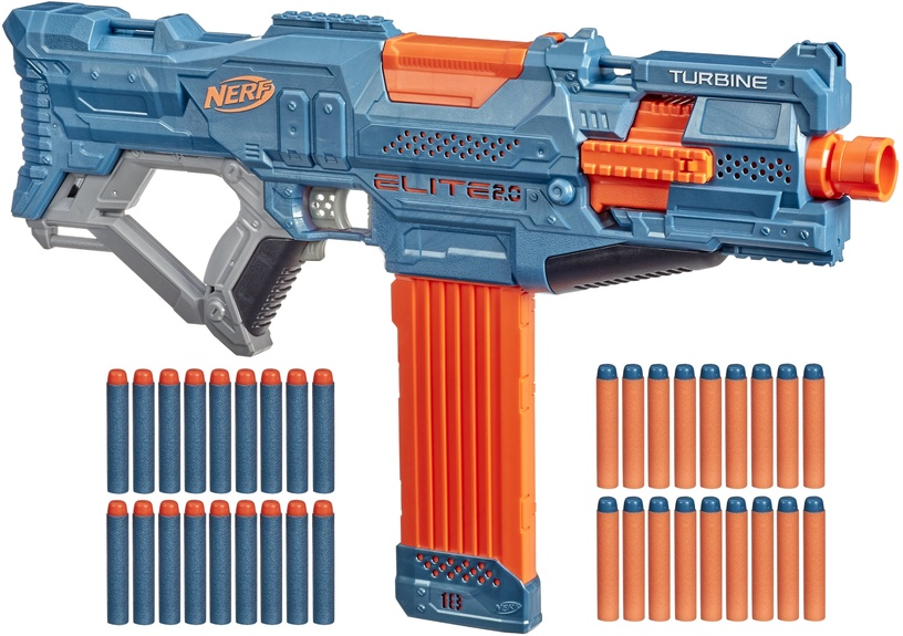 Hasbro Nerf Elite 2.0 Turbine CS-18 E9481EU4