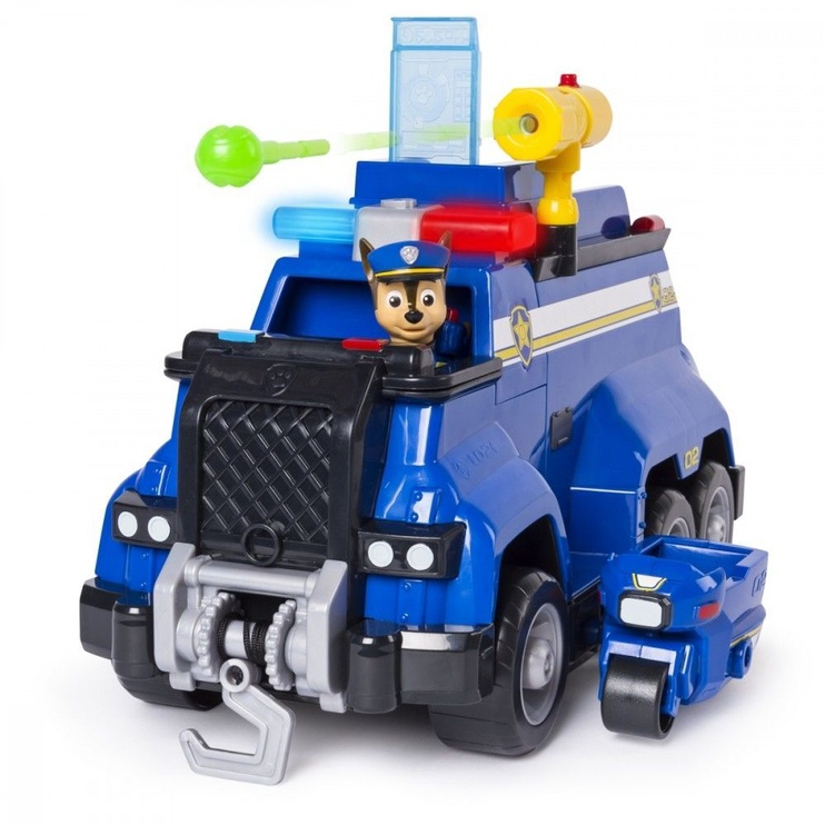 Spin Master Paw Patrol Ultimate Rescue Ultimate Police Cruiser