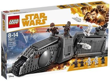 LEGO Star Wars Imperial Conveyex Transport 75217