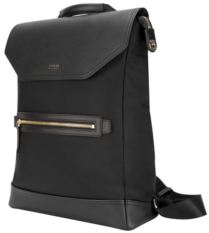Targus Newport 15 Convertible 2 in 1 Laptop Messenger Backpack Black