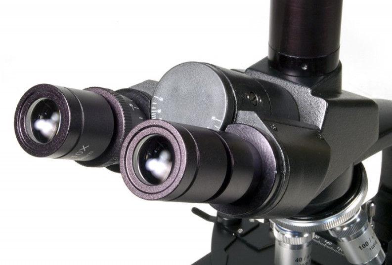 Levenhuk D670T Digital Trinocular Microscope