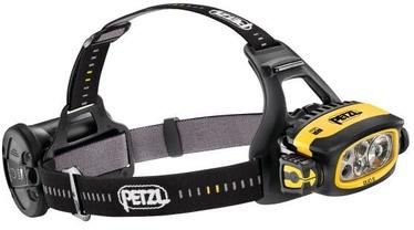 Petzl Duo S Headlamp Black/Yellow