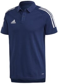 Adidas Mens Condivo 20 Polo Shirt ED9245 Navy L