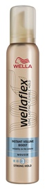 Wella Wellaflex 2 Days Volume Strong Hair Mousse 200ml