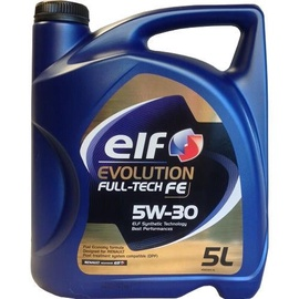 Elf Evolution Full Tech FE 5W30 Engine Oil 5l