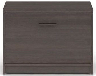 Apavu plaukts Black Red White Nepo Plus Wenge, 700x340x500 mm
