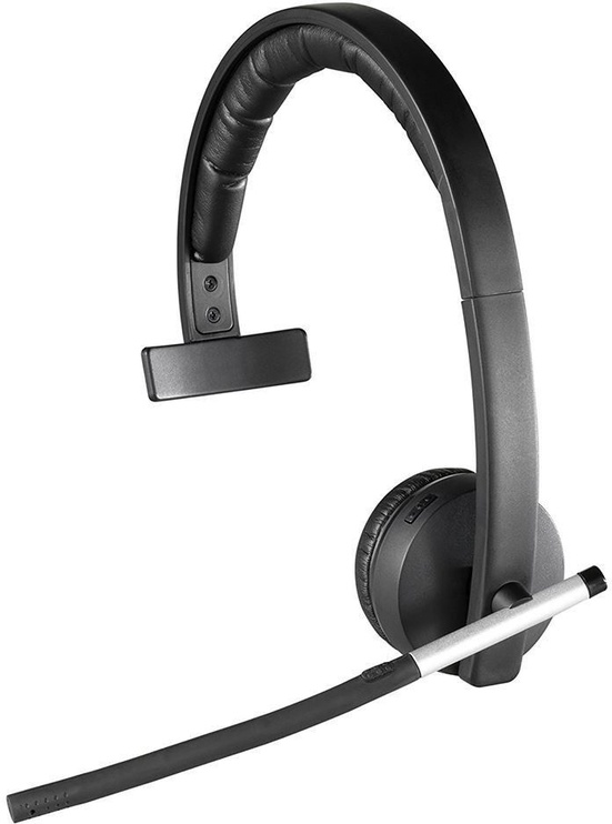 Ausinės Logitech H820E Mono Black, belaidės