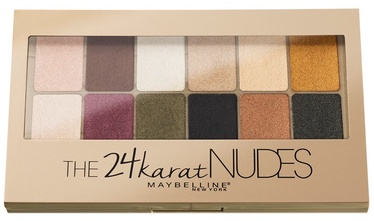 Maybelline	The 24Karat Nudes Eyeshadow Palette 9.6g