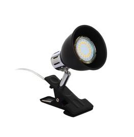 LAMPA GALDA TK-249BK+CR.BK 4.5W GU10LED