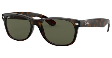 Ray-Ban New Wayfarer Classic RB2132 902/58 52mm Green Classic G-15 Polarized