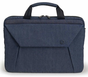 Dicota Slim Case Plus Edge 12-13.3 Blue Denim