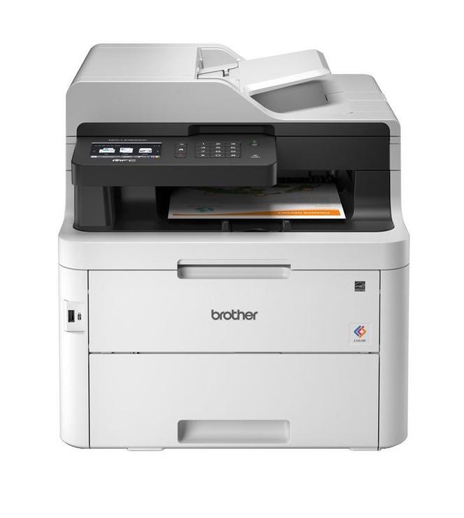 Daugiafunkcis spausdintuvas Brother MFC-L3750CDW, LED, spalvotas