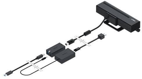 Microsoft XONE Kinect Adapter Pro PC/Xbox One S