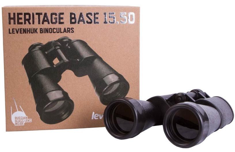 Levenhuk Heritage Base 15x50 Binoculars