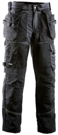 Dimex 676 Craftsmans Trousers Black/Grey 54