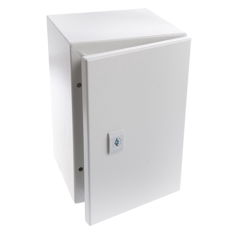 Paskirstymo skydas Tibox (ST2 320, 300x200x200 mm, IP66, metalinis)