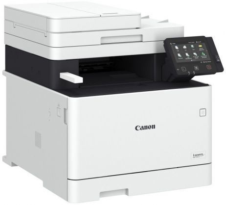 Daugiafunkcis spausdintuvas Canon MF744Cdw, lazerinis, spalvotas