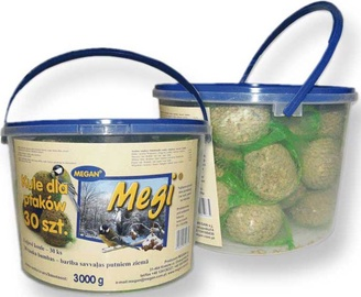 Megan Small Balls In Bucket 30pcs