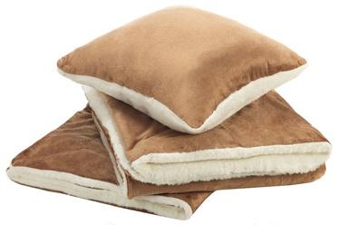 Dormeo Warm Hug Set 200 x 200 Brown