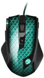 Sharkoon Drakonia II Optical Gaming Mouse Black/Green