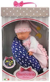 Dimian Bambolina Sleeping Baby Doll With Moon BD1618