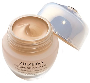 Shiseido Future Solution LX Total Radiance SPF15 Liquid Foundation 30ml N4