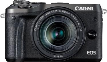 Süsteemne fotoaparaat Canon EOS M6 Mark II EF-M 18-150mm IS STM