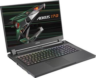 Ноутбук Gigabyte Aorus 17G, Intel® Core™ i7-11800H, 16 GB, 512 GB, 17.3 ″