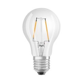 LED lempa Osram A60, 1.6W, E27, 2700K, 136lm