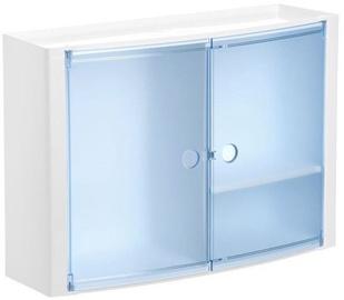 Tatay Horizontal Bathroom Closet Blue