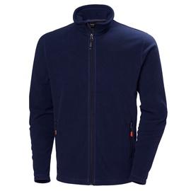 Helly Hansen WorkWear Oxford Light Fleece Jacket Navy XL