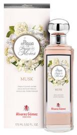 Спрей для тела Alvarez Gomez Agua Fresca De Flores Musk Flower Water 175ml