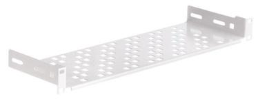 Riiul Netrack Equipment Shelf 19'' 1U/150mm Grey