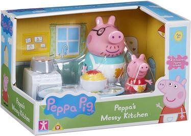 Фигурка-игрушка Peppa Pig Peppas Messy Kitchen