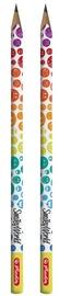 Herlitz Pencil 2-Pack SmileyWorld Rainbow 50001934