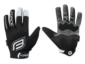 Force MTB Autonomy Full Gloves Black L