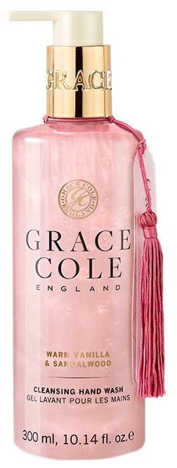 Grace Cole Hand Wash 300ml Warm Vanilla & Sandalwood