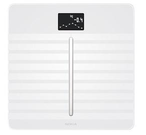 Kūno svarstyklės Nokia Body Cardio White
