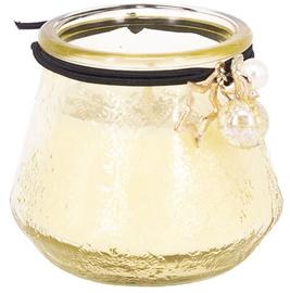 Evelekt Glass Jar Candle Veneetsia White