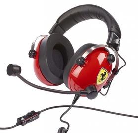 Игровые наушники Thrustmaster T.Racing Scuderia Ferrari Edition Red