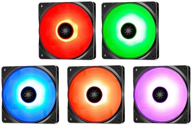 Deepcool RF120 RGB Pack Of 5