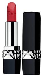 Christian Dior Rouge Dior Matte Lipstick 3.5g 999