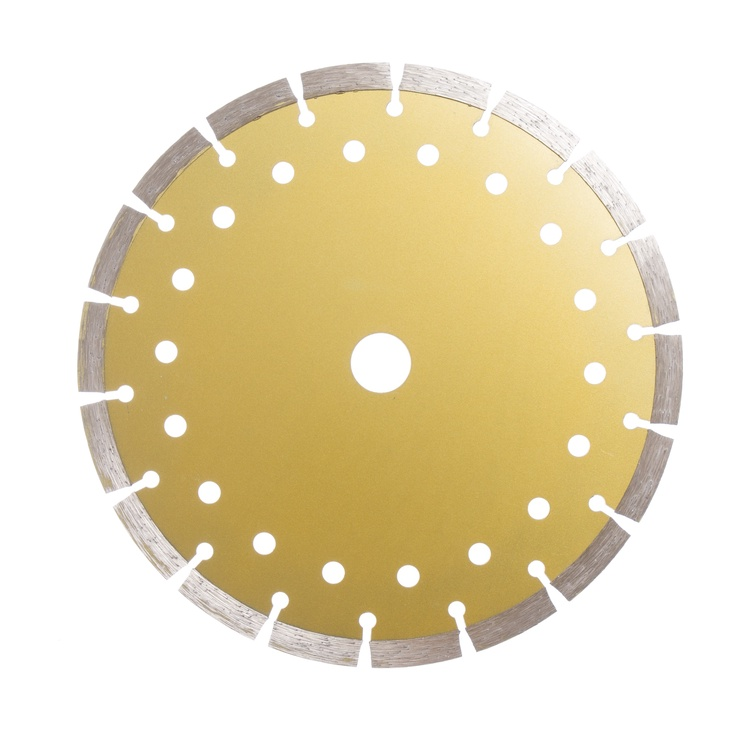Teemantlõikeketas Cedima Segment Gold 230x2.4x22.23mm