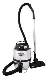 Nilfisk GM80 Vacuum Cleaner Silver/Black
