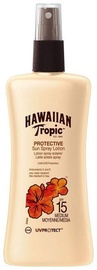Hawaiian Tropic Protective Sun Spray Lotion SPF15 200ml