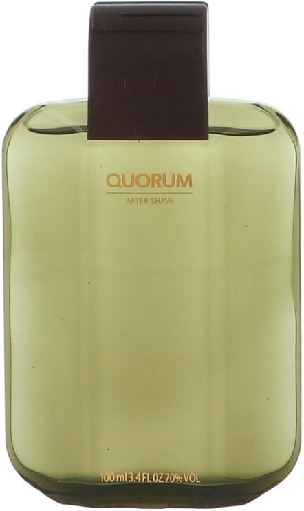 Pēc skūšanās losjons Antonio Puig Quorum, 100 ml