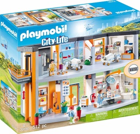 Playmobil City Life Large Hospital 70190