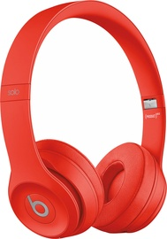 Ausinės Beats Solo3 Wireless Headphones Red