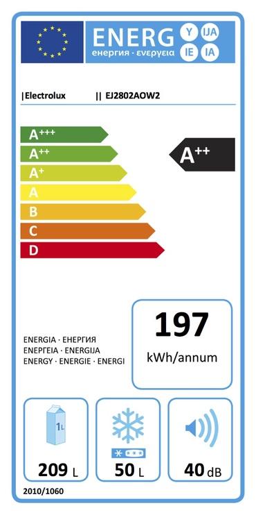 Šaldytuvas Electrolux EJ2802AOW2